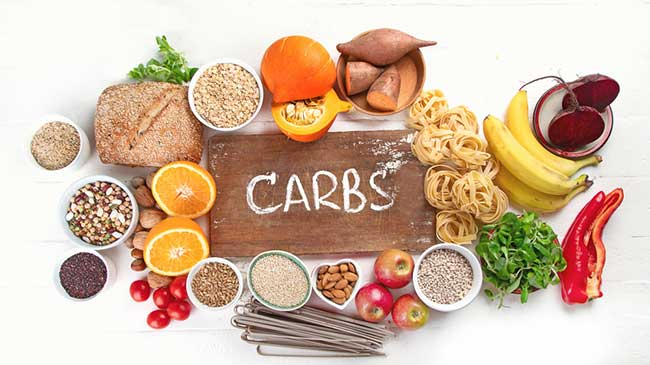 CARBOHYDRATE RICH FOODS FOR BULKING UP