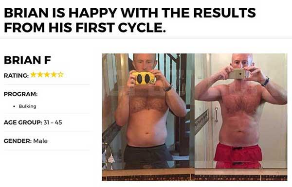 Testo Max results