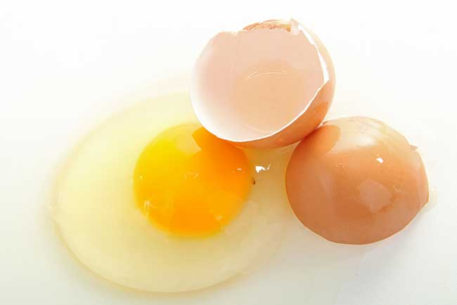 Egg yolk - Dietary Sources of Cholesterol