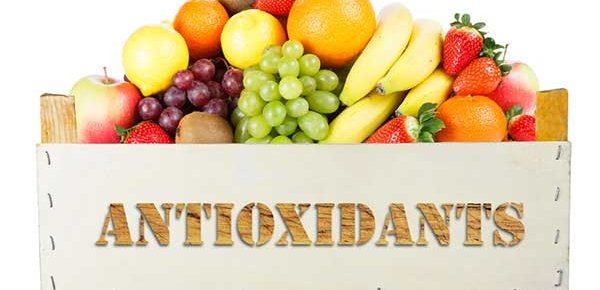 High antioxidant foods