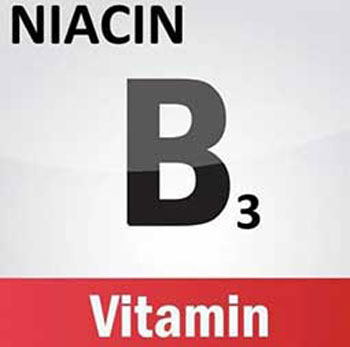 Niacin - Also known as Vitamin B3