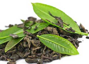 Epigallocatechin Gallate (EGCG) is an antioxidant that's present in green tea.