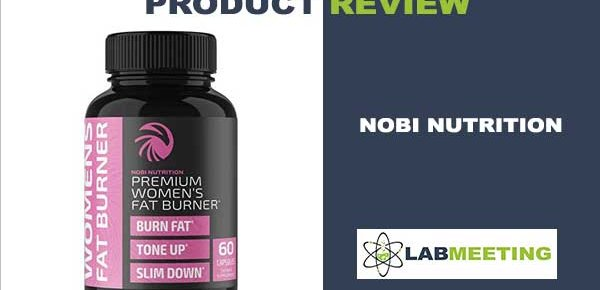 Nobi Nutrtion Womens fat burner
