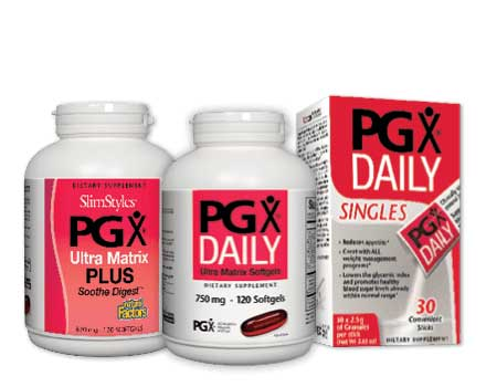 PGX DAILY WEIGHT LOSS SUPPLEMENTS