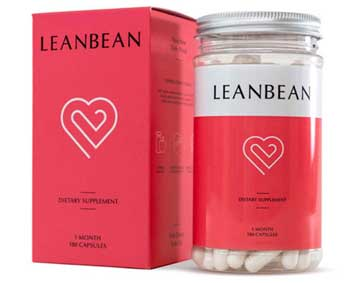LeanBean weight loss pill for women