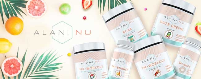 Alani Nu supplements
