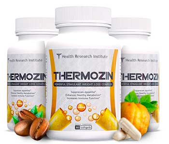 Thermozin fat burning supplement