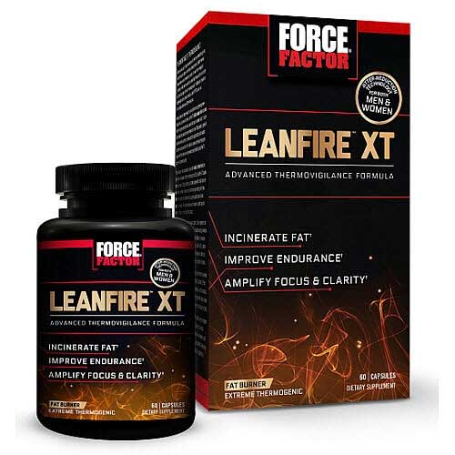 LeanFire XT for men and women