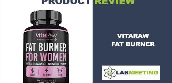 VitaRaw fat burner for women