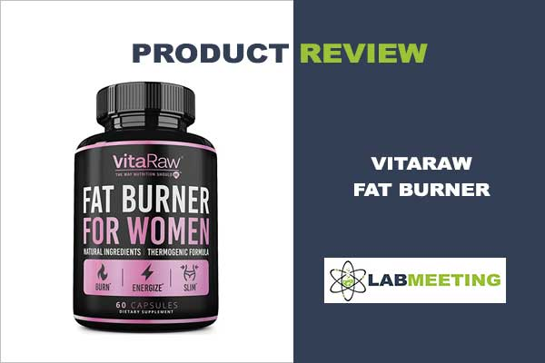 VitaRaw fat burner for women