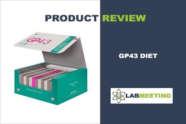 GP 43 diet