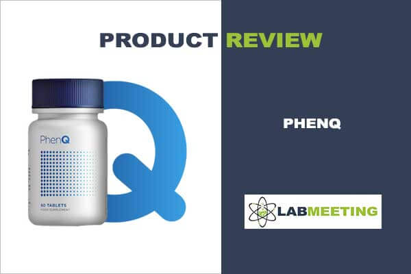 PhenQ review by Labmeeting