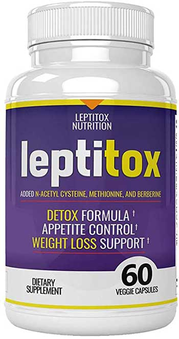 Leptitox detox and weight loss formula