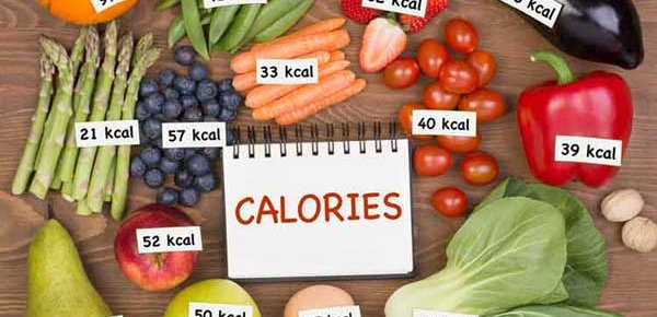 low calories foods