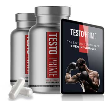 TestoPrime Reviews - Testosterone Booster Pills In Daily Mail UK