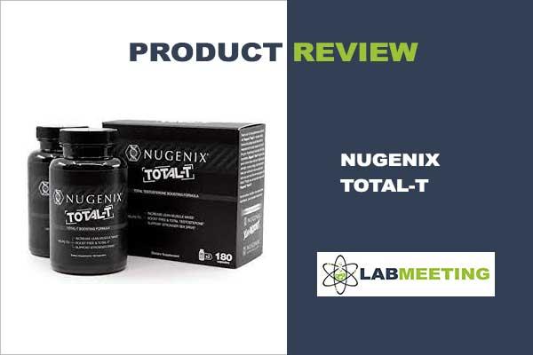 Nugenix Total T testosterone booster
