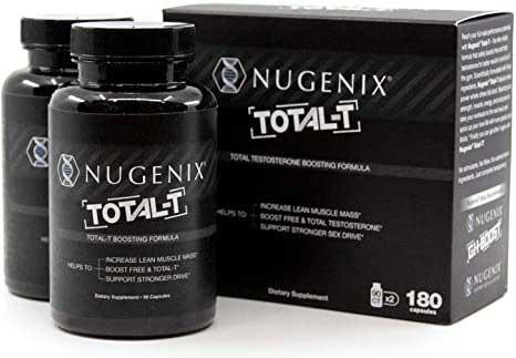 Testosterone Boosting formula from Nugenix