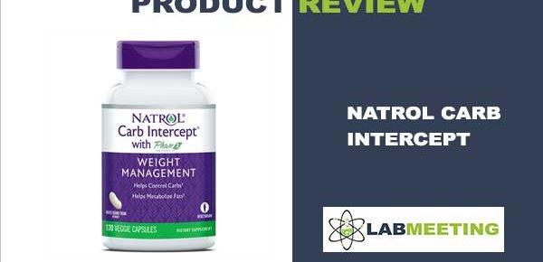 Natrol's Carb Intercept with Phase 2 is a White Kidney Bean Extract Carb Blocker.