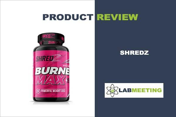 Shredz Burner max