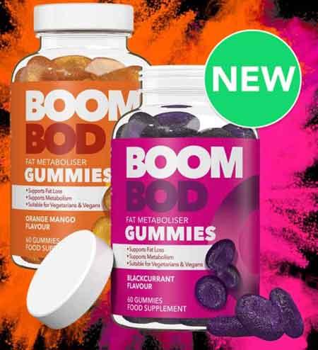 Boombod Gummies