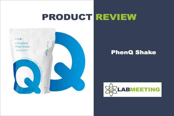 PhenQ Meal Replacement shake